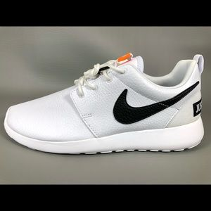 148e648d1d927 Nike Shoes - Nike Roshe One Premium Just Do It Womens Shoes.